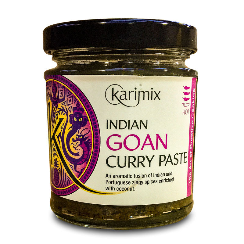 Goan Curry Paste 175g