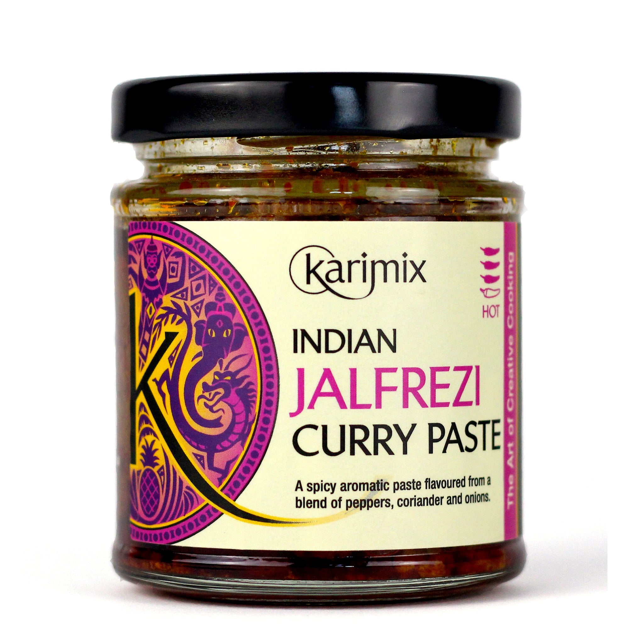 Jalfrezi Curry Paste 175g