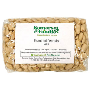 Blanched Peanuts, 500g