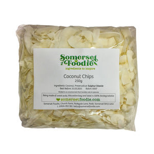 Coconut Chips, 250g