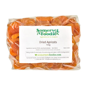 Dried Apricots, 750g