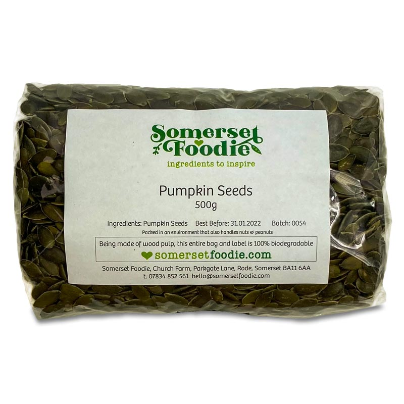 Pumpkin Seeds, 500g