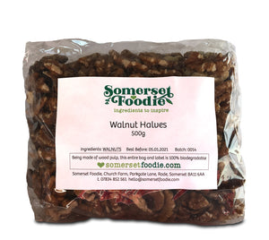 Walnut Halves 500g