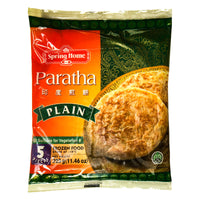 Indian Paratha Breads, Pack of 5 (Frozen