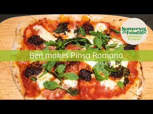 Sourdough Pizza Bases - Pinsa Romana, 6 pcs, 230g (Frozen)