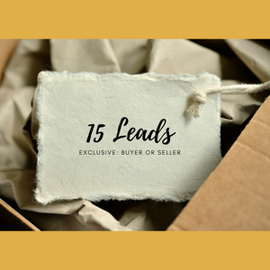 Leads Express: 15 exclusive leads delivered