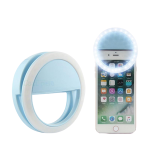 Portable Selfie Ring Light - Fill light for iPhone