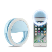 Load image into Gallery viewer, Portable Selfie Ring Light - Fill light for iPhone