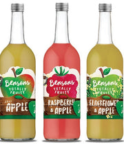 Bensons Totally Fruity Mixed Juices - 3 Bottle Gift Box