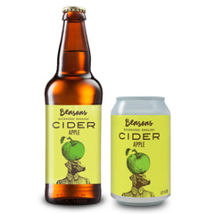 Eccentric English Cider Apple