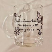 Load image into Gallery viewer, Beautiful Day Butterfly Mug
