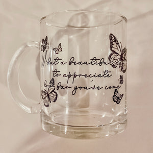 Beautiful Day Butterfly Mug