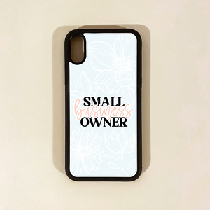 Small Business Owner Phone Case