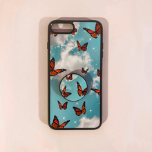 Load image into Gallery viewer, Butterfly Phone Case