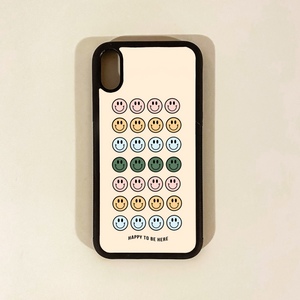 Happy To Be Here Phone Case