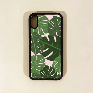 Monstera Leaf Phone Case