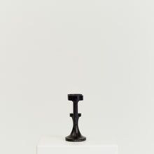 Load image into Gallery viewer, Robert Welch candelabra in black