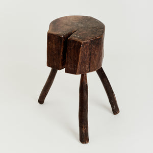 Berber stool - HIRE ONLY