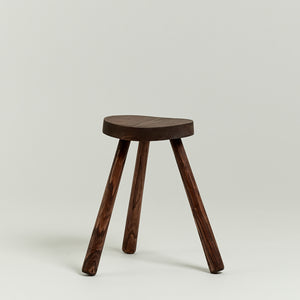 French country style milking stool