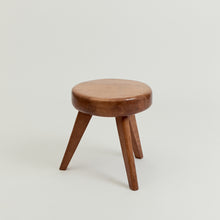Load image into Gallery viewer, Mid century French milking stool