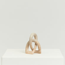 Load image into Gallery viewer, Shona stone knot sculpture