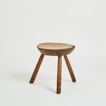 Load image into Gallery viewer, 19th century milking stool