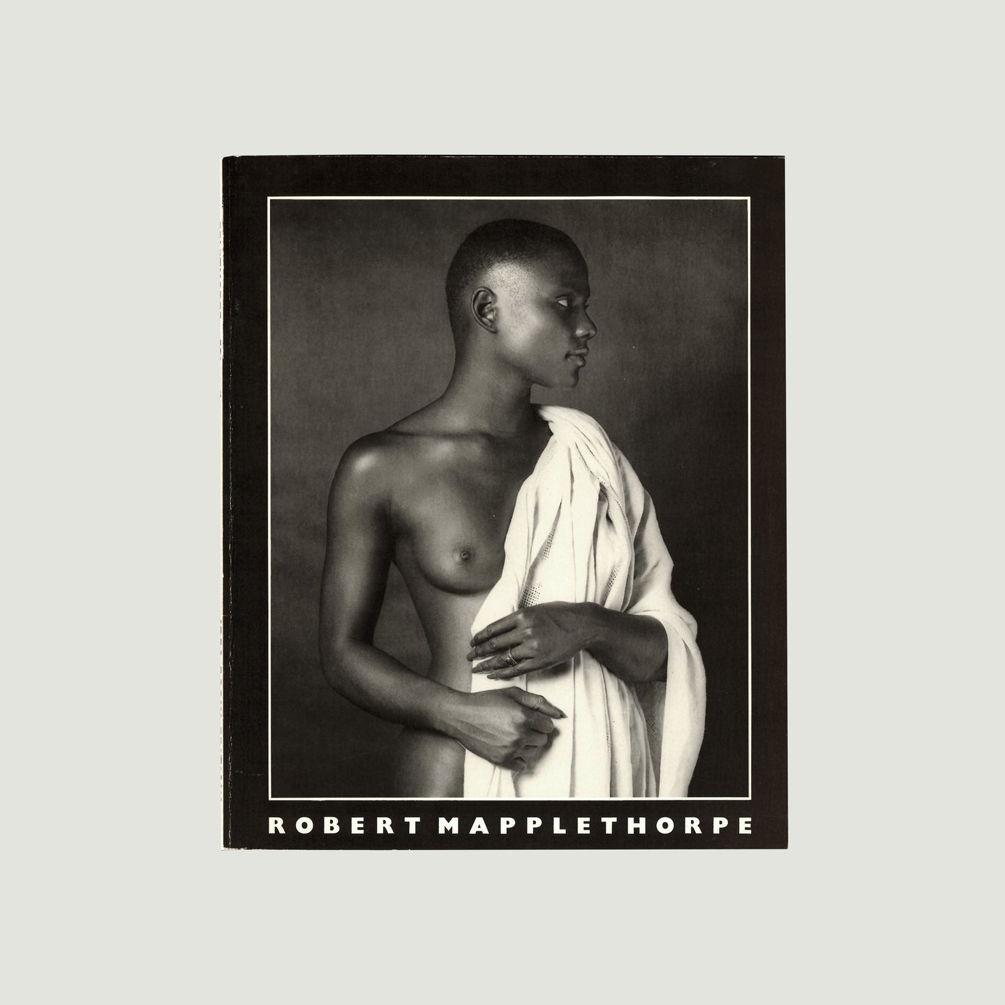 Robert Mapplethorpe Fotografie, curated by Germano Celant
