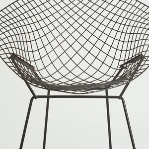 The Diamond chair by Harry Bertoia for Knoll