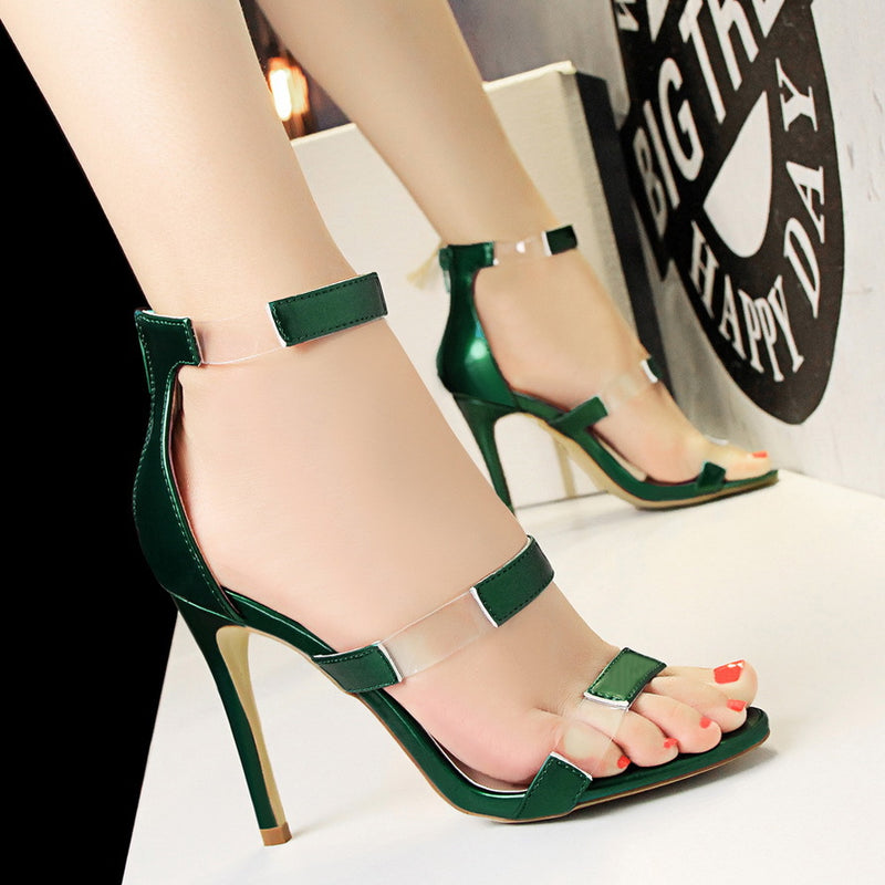 Hollow Nightclub High Heels 5262-1