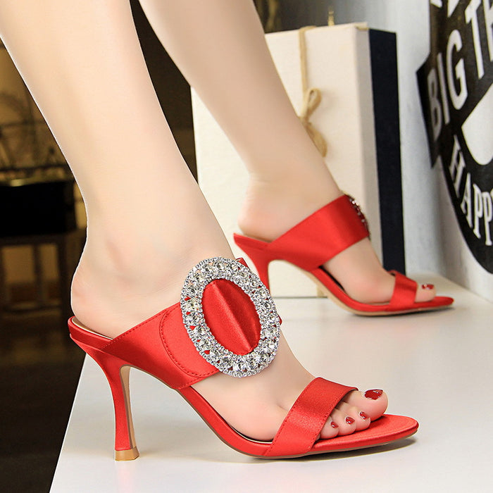 Fashion Party High Heels 566-1