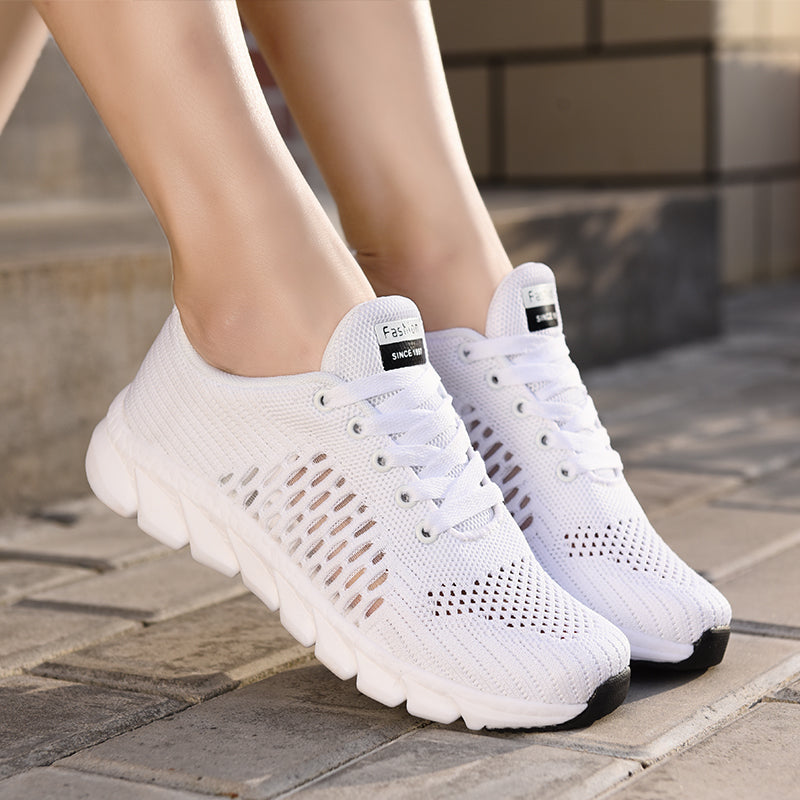 Cutout Sneakers