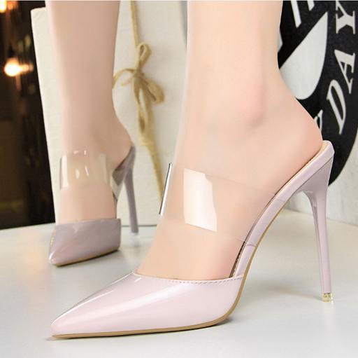 Shallow Mouth High Heels 86-8