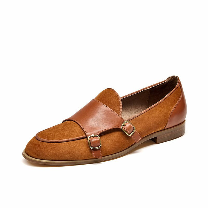 Cow Leather Loafers