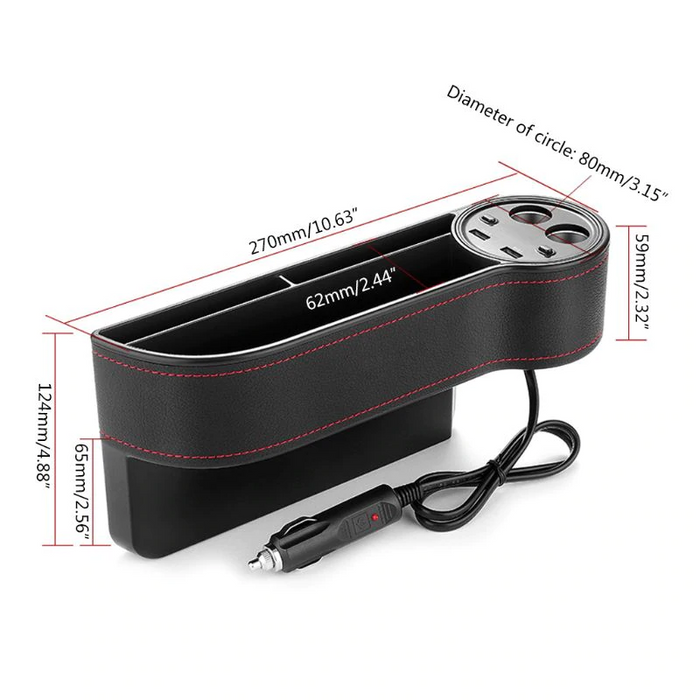Car Storage Box Charger