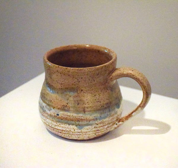 Angie King - Large Brown Mug
