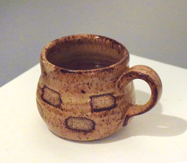 Angie King - Brown Mug