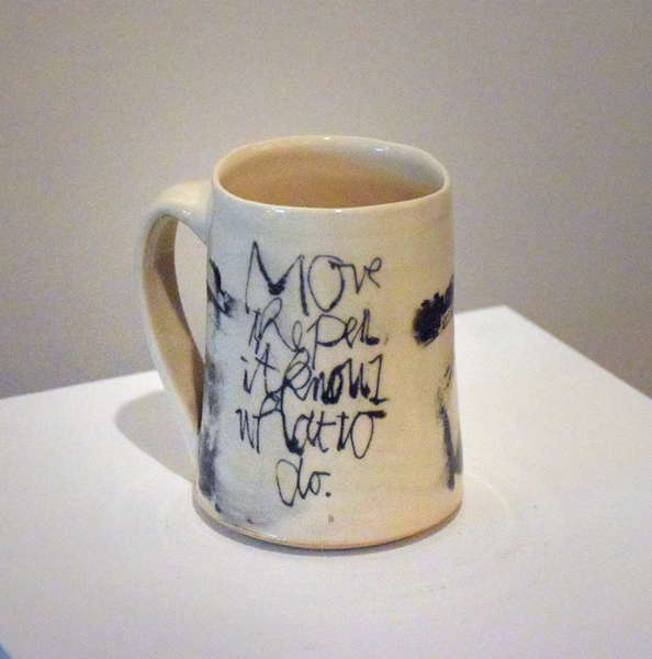 Ben Twingley - Silk Screen Mug