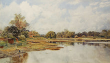Load image into Gallery viewer, Stoke Lake, Alverstoke by Martin Snape