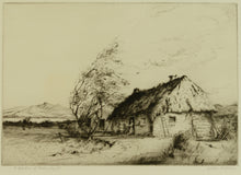 Load image into Gallery viewer, Etching by Jackson Simpson of Ben Loyal, Sutherland