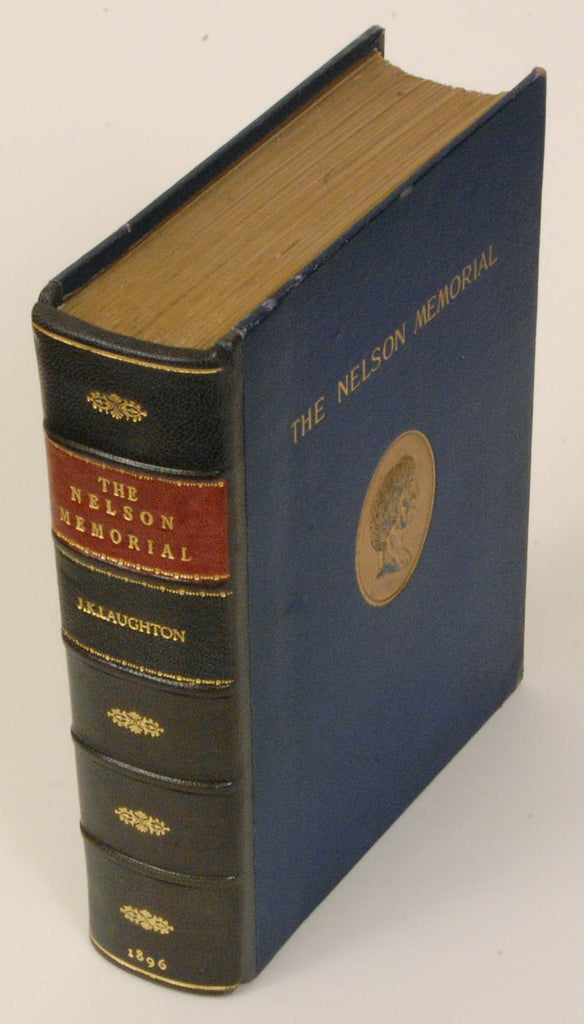 Book - The Nelson Memorial by John Knox Laughton