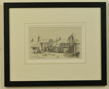 Load image into Gallery viewer, Lithograph of The Old White Hart, Bishops Waltham, by Martin Snape
