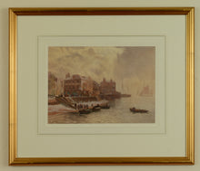 Load image into Gallery viewer, Watercolour of Point, Old Portsmouth by Martin Snape