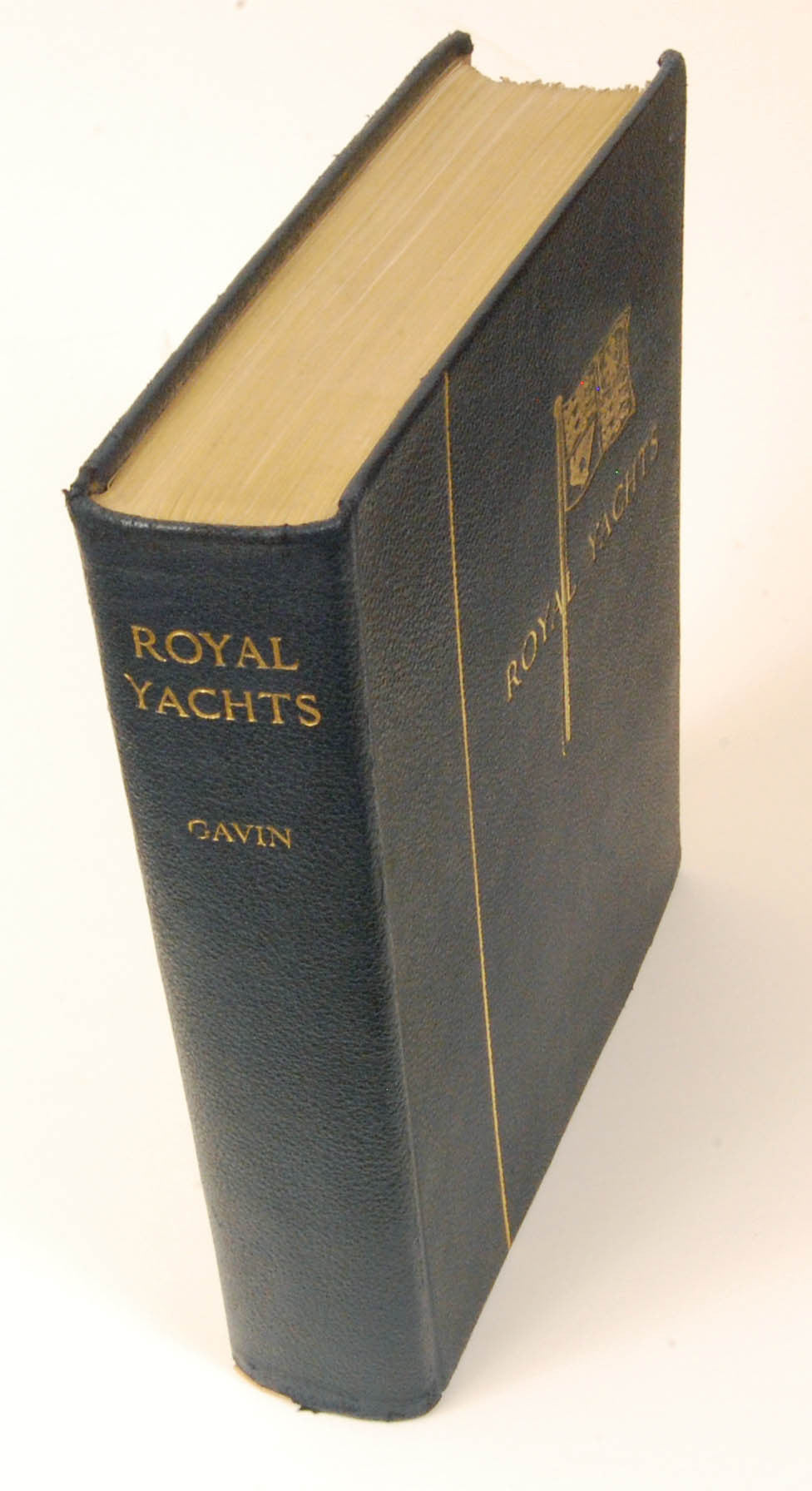 Book - Royal Yachts by Charles Murray Gavin