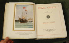 Load image into Gallery viewer, Royal Yachts by Charles Murray Gavin, Limited Edition, 1932