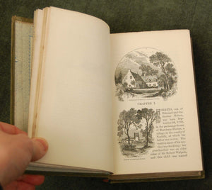 Antiquarian Book - The Life of Nelson by Robert Southey, 1861
