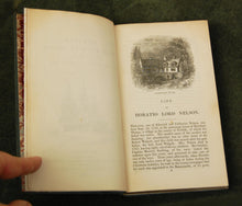 Load image into Gallery viewer, Antiquarian Book - Life of Horatio, Lord Viscount Nelson, 1837