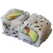 California Saumon Avocat Concombre