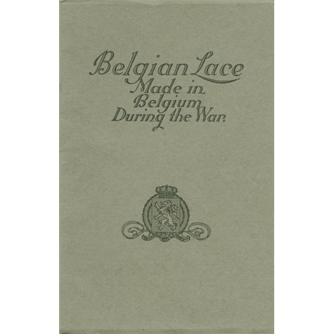 Belgian Lace book