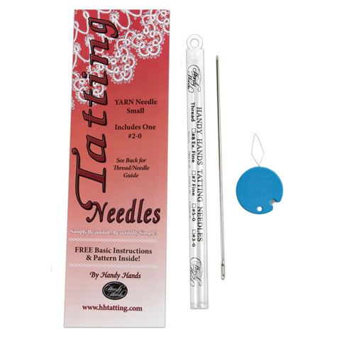 Yarn Tatting Needle Size 2-0