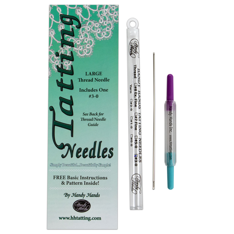 Tatting Needle Size 3-0